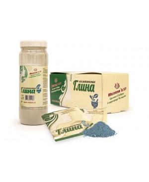 Синя козметична глина Ветом 2.57