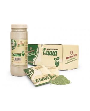 Зелена козметична глина Ветом 2.59